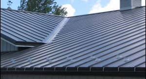 Blue Roofing Sheets
